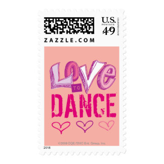 Danza del amor sello