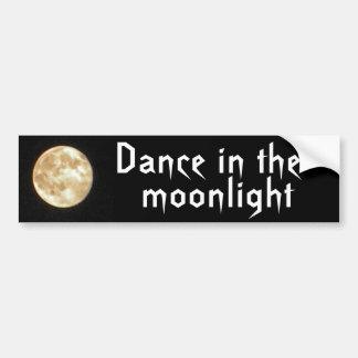 Danza del BA en la pegatina para el parachoques de Pegatina De Parachoque
