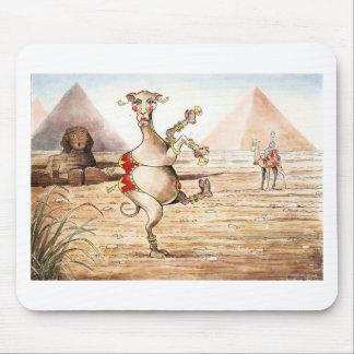 Danza del camello alfombrillas de raton