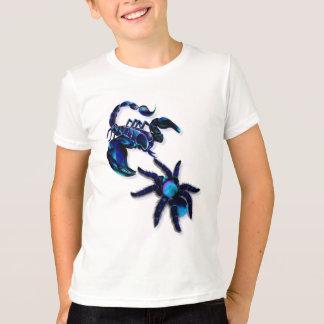 Danza del camisetas de los arácnidos playera