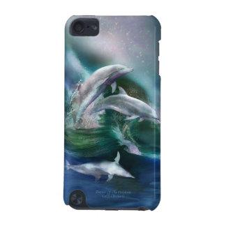 Danza del caso del arte de los delfínes para iPod