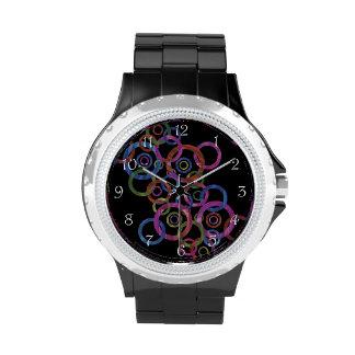 Danza del círculo relojes