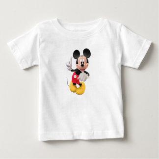 Danza del club el | de Mickey Mouse Playera De Bebé