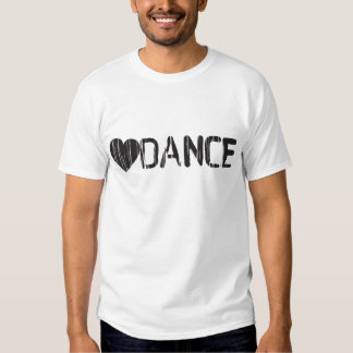 Danza del corazón camisas