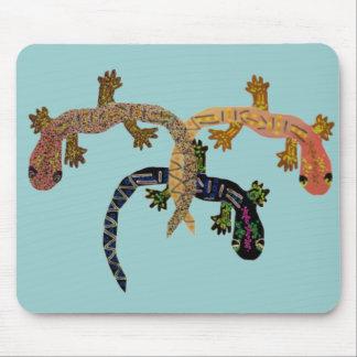 Danza del Gecko Tapetes De Raton