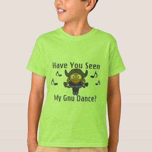 Danza del Gnu Playeras