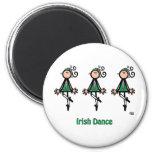 Danza del irlandés imán