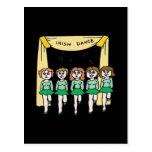 Danza del irlandés postal
