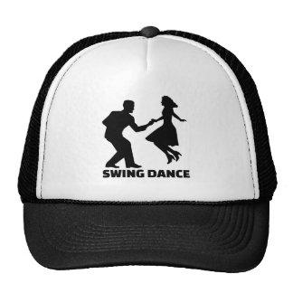 Danza del oscilación gorra