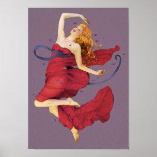 Danza del placer póster