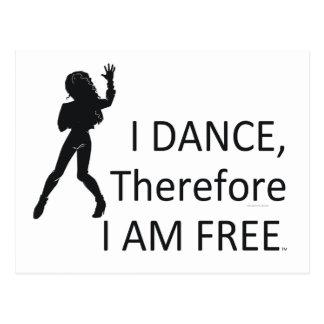 Danza del TOP I por lo tanto estoy Postales