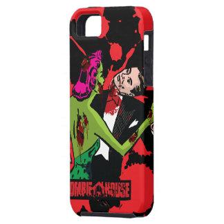 Danza del zombi del caso del iPhone 5 del zombi iPhone 5 Fundas