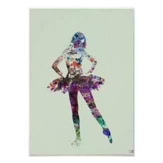 Danza en arte fotografía