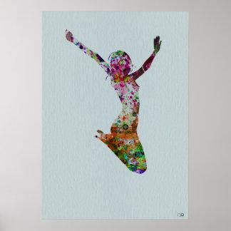 Danza en arte posters