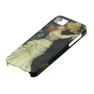 Danza en Bougival por Renoir impresionismo del iPhone 5 Case-Mate Carcasas