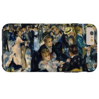 Danza en el la Galette de Le Moulin de Funda Para iPhone 6 Plus Tough