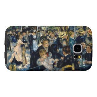 Danza en el la Galette de Le Moulin de Fundas Samsung Galaxy S6