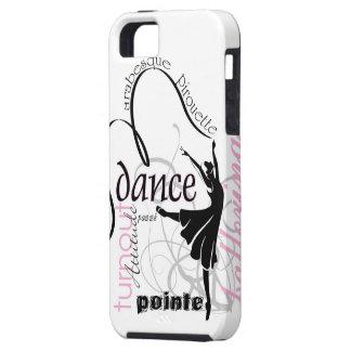 Danza en la caja de la casamata de Pointe iPhone 5 Case-Mate Protector