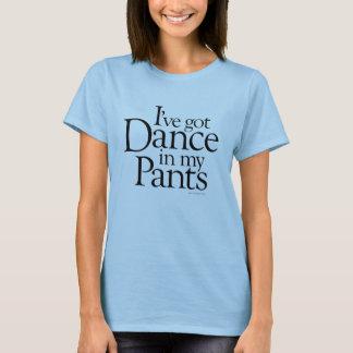 Danza en mis pantalones playera