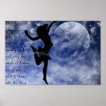 Danza entre el poster de las estrellas