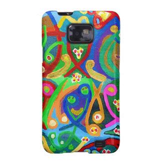 Danza espiritual FineArt Samsung Galaxy S2 Carcasa