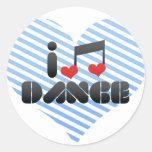 Danza Etiquetas
