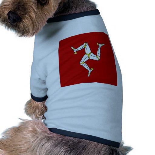 danza feliz camiseta con mangas para perro