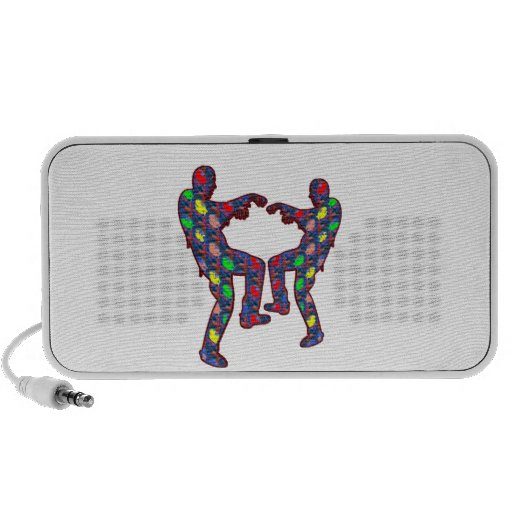 DANZA FESTIVA DEL ZOMBI iPod ALTAVOZ