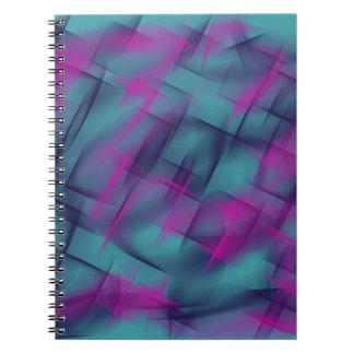 Danza fucsia cuadernos