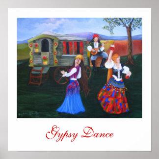 Danza gitana posters