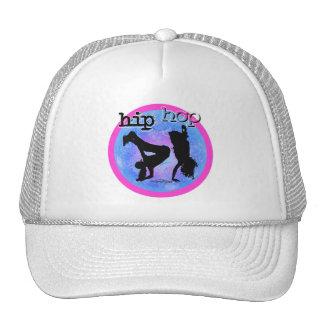 Danza - gorra de los chicas de Hip Hop