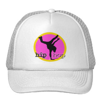 Danza - gorra del chica de Hip Hop