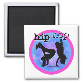 Danza - imán de los chicas de Hip Hop