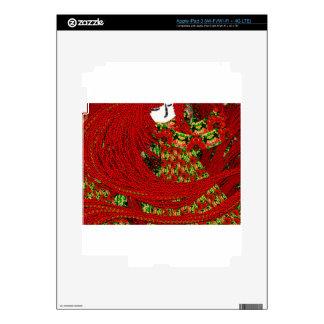 Danza iPad 3 Pegatinas Skins