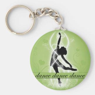 Danza Llaveros Personalizados