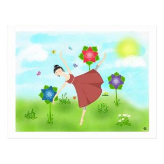 Danza mágica de Tree_Do Postales