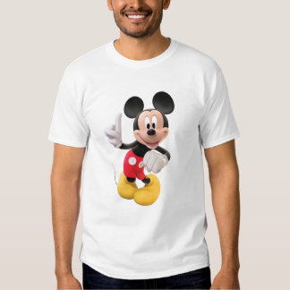 Danza moderna de Mickey el | Playera