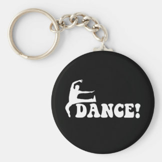 danza moderna llavero personalizado
