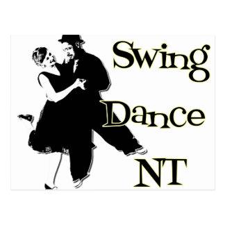 Danza NT del oscilación Postales