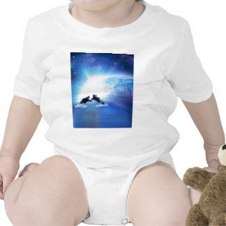 Danza Onsie de la orca Camisetas