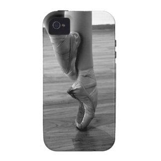 Danza para la vida iPhone 4 carcasas