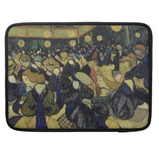 Danza pasillo en Arles de Vincent van Gogh Fundas Para Macbooks