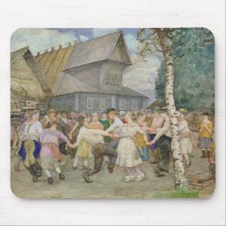 Danza popular, 1917-22 alfombrillas de ratón