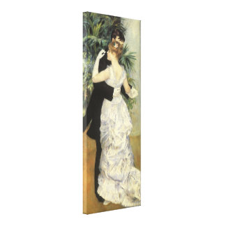 Danza por Renoir, arte de la ciudad del Lona Envuelta Para Galerías