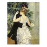 Danza por Renoir, arte de la ciudad del Tarjetas Postales