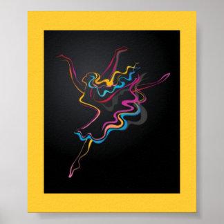 ¡Danza! - poster