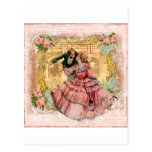 Danza romántica de Versalles Tarjeta Postal