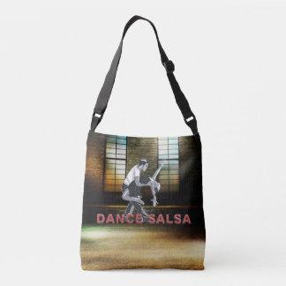 Danza SUPERIOR de la salsa Bolsa Cruzada