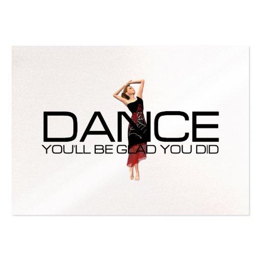 Danza SUPERIOR Tarjeta Personal