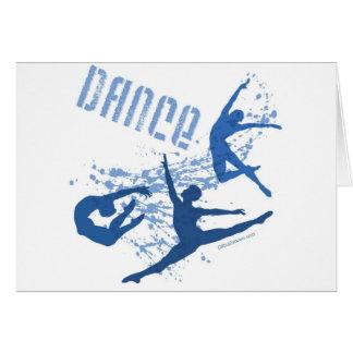 Danza Tarjetas